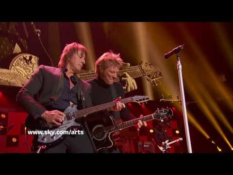 Bon Jovi - Wanted Dead Or Alive (Madison Square Garden 2012)
