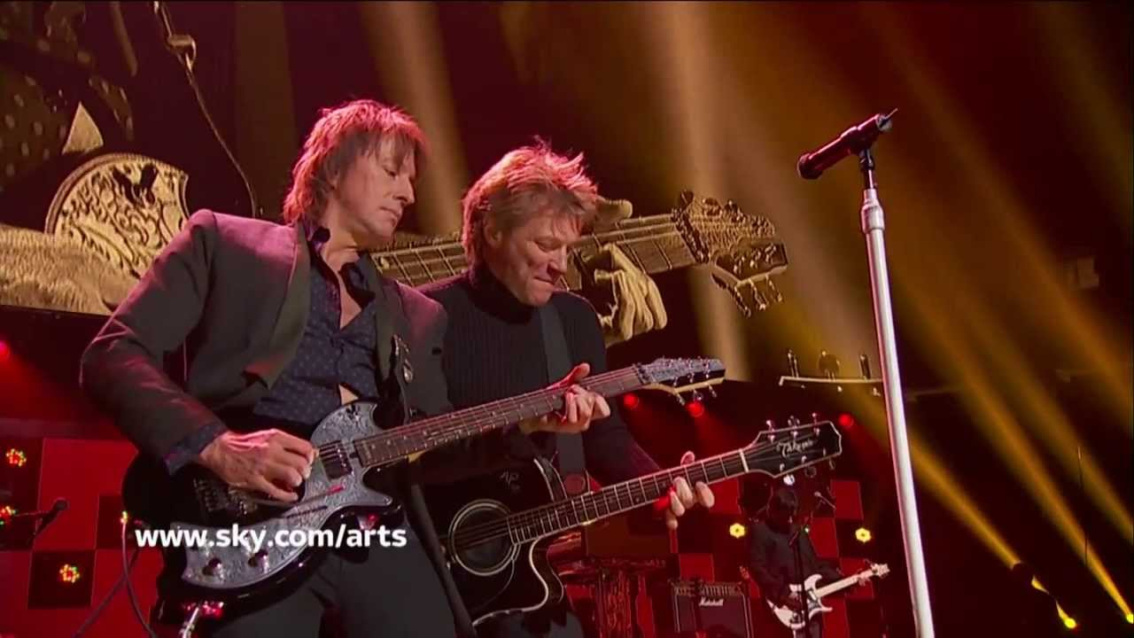 Download Bon Jovi - Wanted Dead Or Alive (Madison Square Garden 2012)