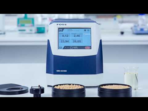 Fast and reliable oilseed analysis with NIRS DA1650