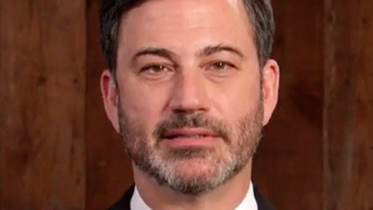 The 2020 Emmy Joke That Has People Angry At Jimmy Kimmel
