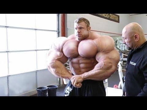 TOP 5 Biggest Shoulders In Bodybuilding History   NEW