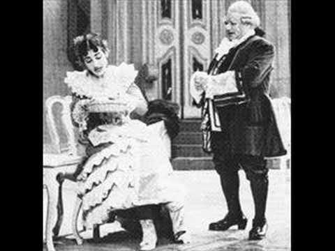 Rossini - Una Voce Poco Fa (1956 Live)