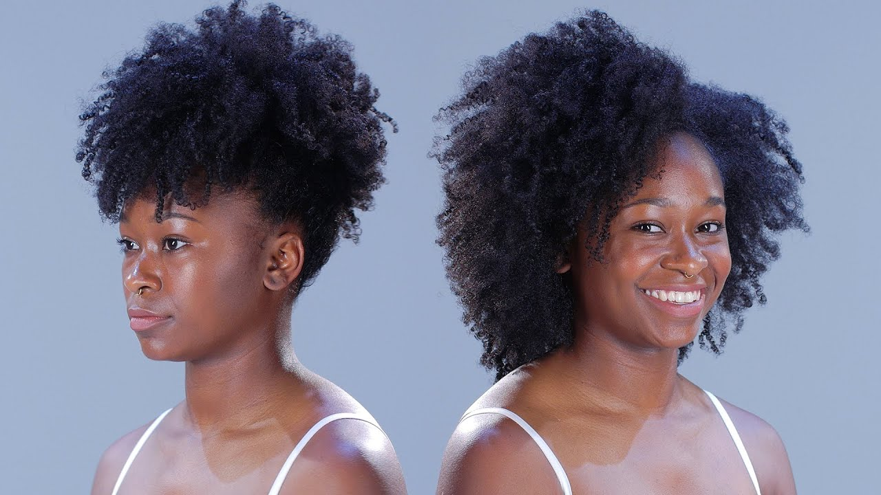 1 Site Hair Style: 1 Woman + 11 Hairstyles