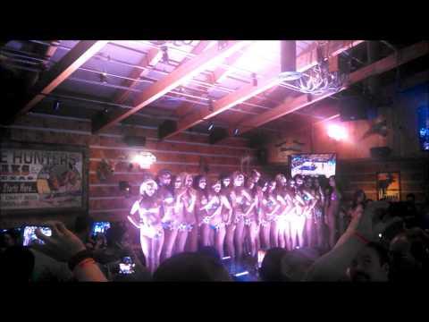 Twin Peaks El Paso Bikini Contest 2014