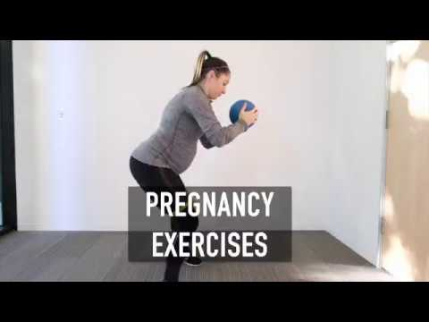 4 Resistance & Strength Training Pregnancy Exercises with BreakThrough Physical Therapy