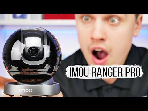 IMOU Ranger Pro (Dahua IPC-A26HP) - Домашняя поворотная FullHD камера видеонаблюдения.