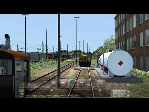 Koeblitzer Mountain Route v3 Reloaded/Virtual Railroads DB BR151 |