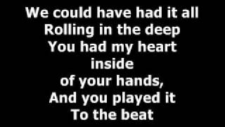 Vazquez Sounds-Rolling In The Deep(LYRICS)