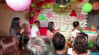 Miss A Hosting Nanay Adeling 75th Birthday, Birthday Host, F…
