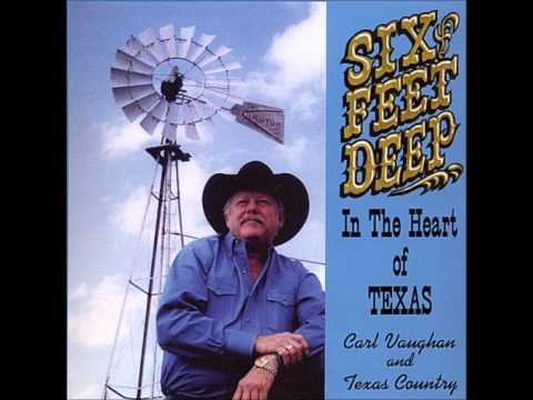 Carl Vaughan and Texas Country - When The Music Stops
