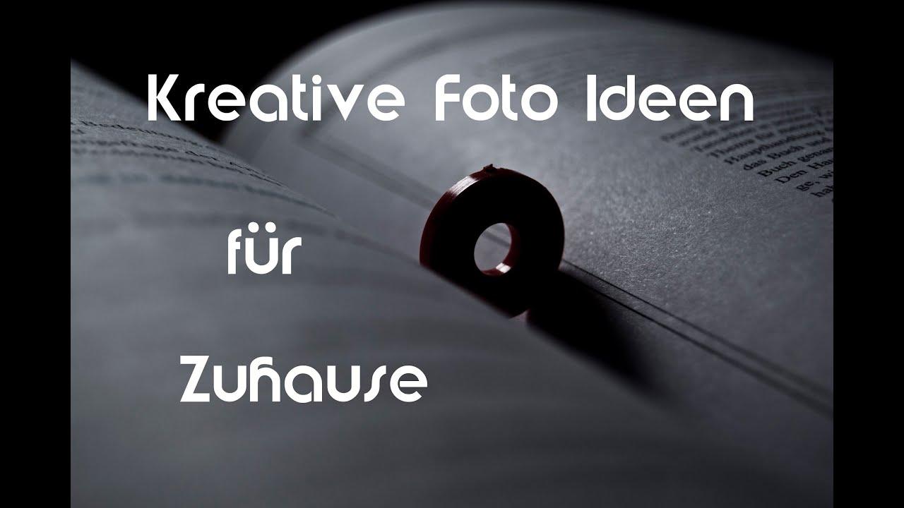 Kreative fotoideen f r zu hause tutorial youtube - Fotoideen zum nachmachen ...