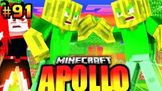 FLO vs. FLO: WEM GLAUBT HADES?! - Minecraft APOLLO #91 [Deutsch/HD]