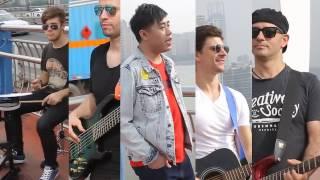 Jacky Cheung-On My Way Jacky Cheung亞洲神童張如城-路上!手機被搶劫、聯絡更改微信musicshing thumbnail