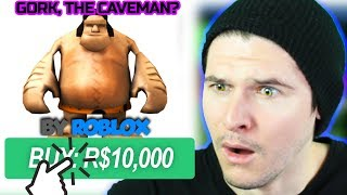 10 EXTREMELY WEIRD Roblox Items on the Catalog
