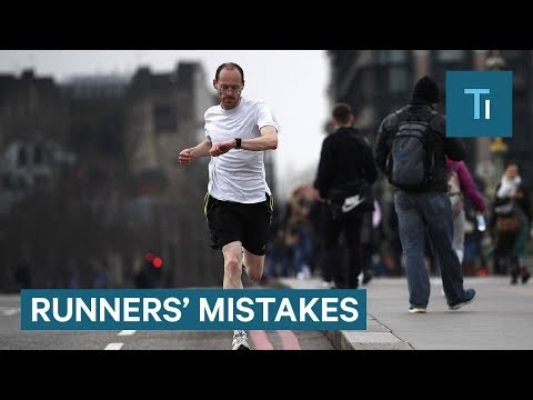 An exercise physiologist reveals the mistake many runners make