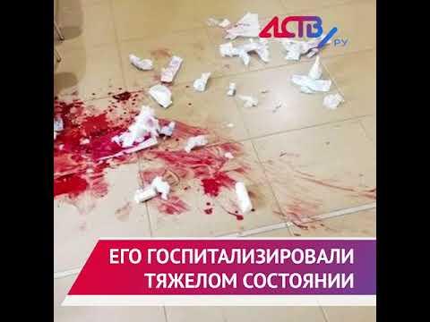 Нашумевшее нападение в администрации Южно-Сахалинска.