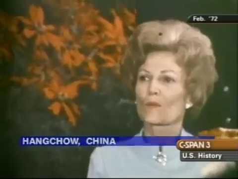 President Nixon in China, 1972