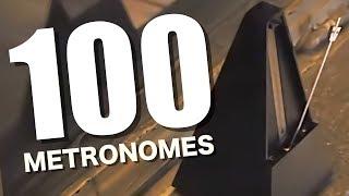 100 METRONOMES (poème Symphonique)