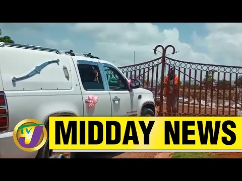Burials in Limbo in St. Catherine, Jamaica | Helicopter Crash - June 10 2021