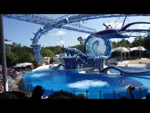 Orlando - Disney, SeaWorld, Universal e mais! - 2014 - Parte 1