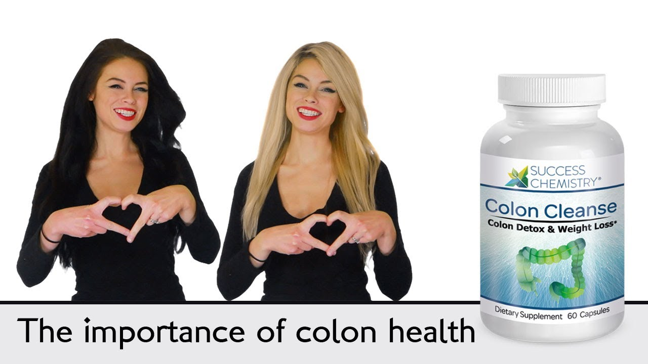 Colon Cleanse Natural Body Detox Weight Loss Removes Toxins Bloating