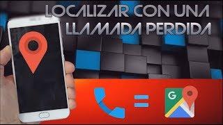 Aplicación para Localizar un Teléfono Android con una llamada perdida