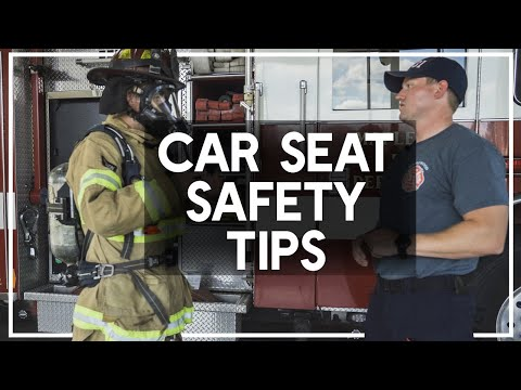 5 car seat safety tips from a firefighter (and certified car seat tech)
