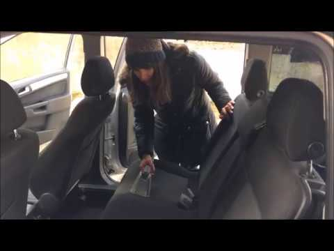 Rug Doctor Review Cleaning Car Upholstery Youtube