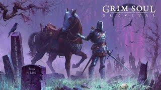 Grim Soul Android - mmorpg survival - Gameplay ᴴᴰ