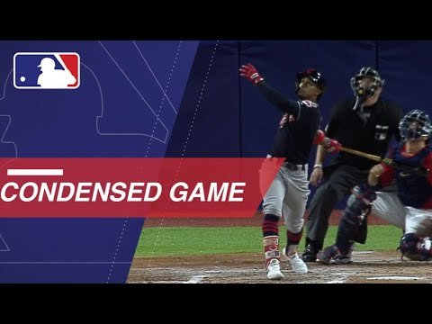 Condensed Game: CLE@MIN - 4/17/18