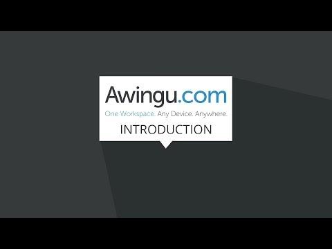 Introduction to Awingu (EN)