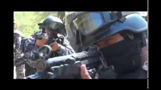 EL SALVADOR - GRUPO DE REACCION POLICIAL  GRP