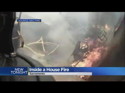 A House Fire Through A Sacramento Firefighter's Eyes