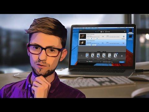 El conversor de vídeo más rápido para Mac | iMedia Converter Deluxe