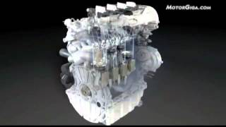 variable compression engine MCE 5 VCR i  YouTube