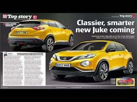 the all new 2019 nissan juke new look classier. Black Bedroom Furniture Sets. Home Design Ideas