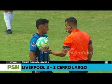 Liverpool M. Cerro Largo Goals And Highlights