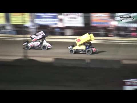 Fremont Speedway 305 Legends Feature - 6/3/17
