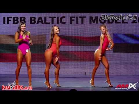 2016 IFBB Baltic Fit Model PART 2 BIOTECH