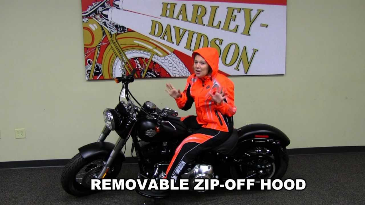 Harley Davidson Rain Suit For Sale Motorcycle Gear 98226 12vw