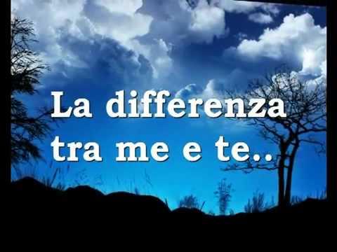 La differenza tra me e te tiziano ferro testo mp4 - Differenza tra mp3 e mp4 ...