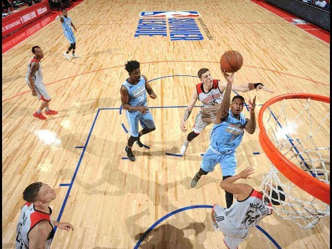 Full Highlights: Houston Rockets vs Denver Nuggets, MGM Resorts NBA Summer League | July 12