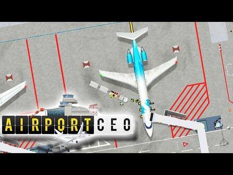 Airport CEO #2 行李系统完美运转!