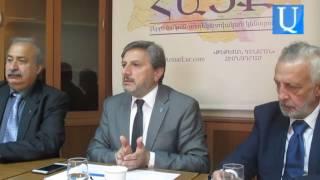 ՌԱԿ ատենապետ  Ի՞նչ ենք արել Սիրիայի հայերի համար