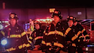 [ Manhattan 10-75 Box 1384 ] All-Hands Fire on 2nd Floor injures 9, including 2 Cops