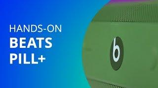 Beats Pill+: caixa de som Bluetooth portátil e potente