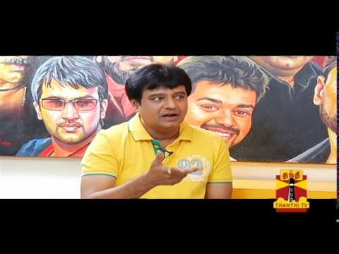 Sandhippoma @ Cinema Cafe - Special Interview With Actor Vivek (15/06/2014) : Thanthi TV