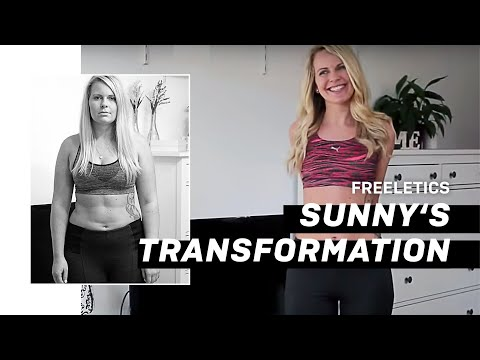 Sunny's 20 Week Transformation | Freeletics Transformation