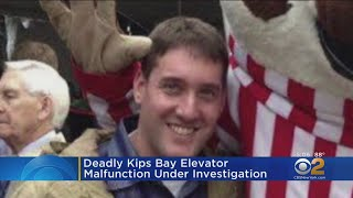 Deadly Elevator Accident In Manhattan