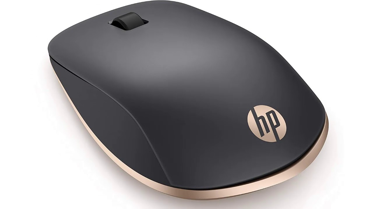 14c2b542f8d HP Z5000 Bluetooth Wireless Mouse Review - YouTube